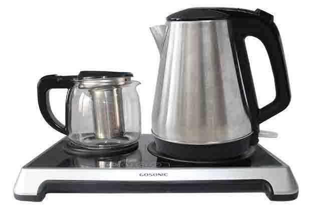 چای ساز,چایساز,چایی ساز,چای ساز گوسونیک GOSONIC مدل 879 گاسونیک